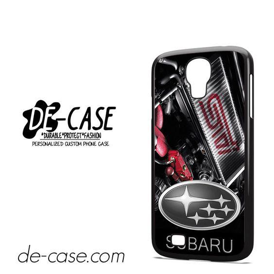 Subaru Engine Black DEAL-10228 Samsung Phonecase Cover For Samsung Galaxy S4 / S4 Mini