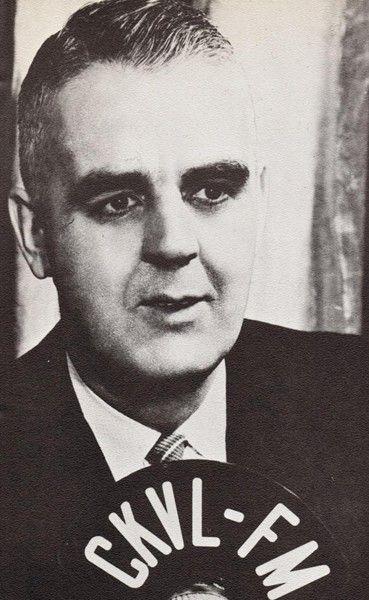 CKVL FM 1967 Hal Wardell