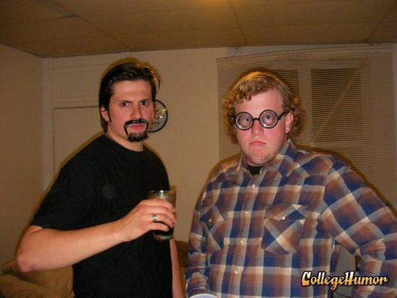 Julian and Bubbles costumes. Trailer Park Boys | Halloween ...