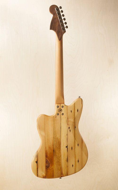 This Style Of Reclaimed Body Hollow It For Weight Relief Easy Guitar Guitar Tips Guitar