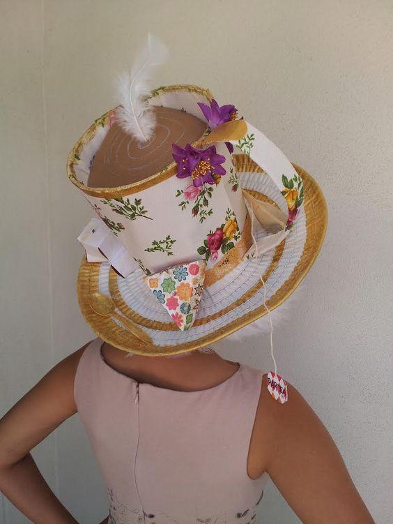 Teacup Derby Hat