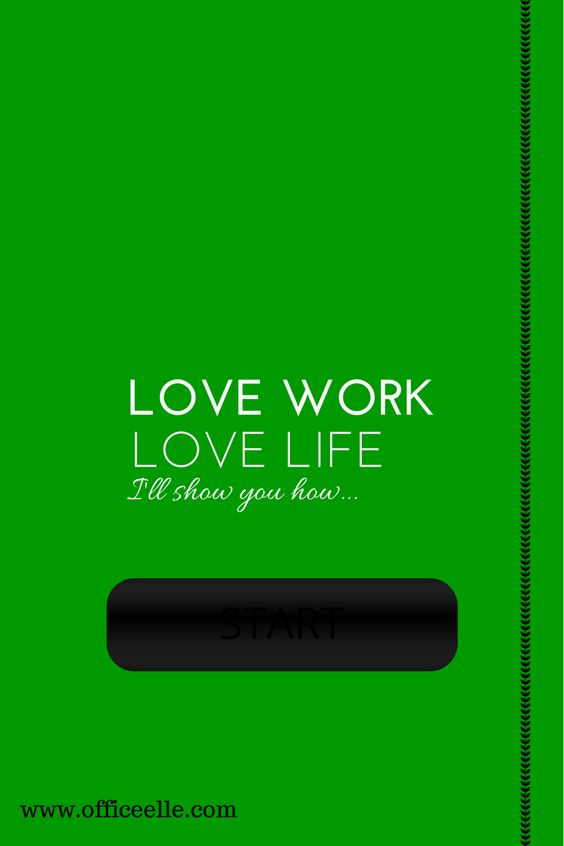 Love work and love life! Follow me to learn how to make additional income and work how YOU want!