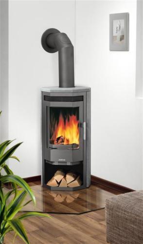 eBay 671,65 € Kaminofen-Justus-Usedom-5-raumluftunabhaengig-gussgrau-Speckstein-5-kW