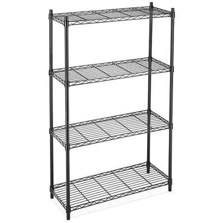 Whitmor Supreme 4Tier Shelving System Shelves, Walmart