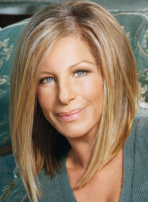 Barbara Streisand-Actress, author, singer, producer, director, philanthropist -she is driven to be the best and she is the best!
