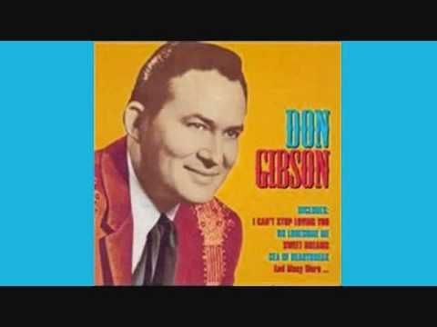 """1960 """"Just One Time"""" by Don Gibson"""
