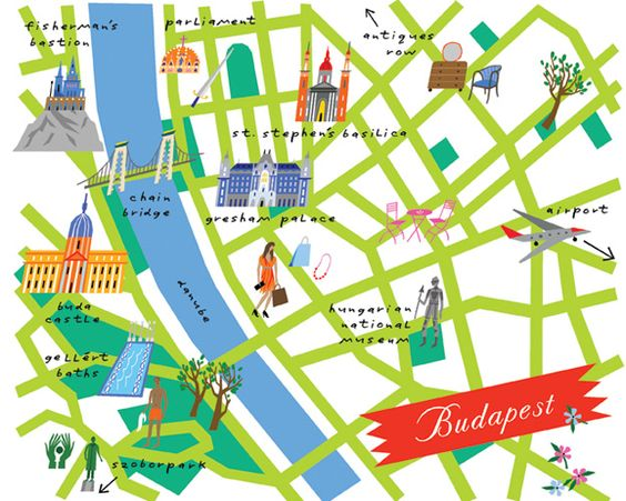Guide To Budapest - Places To Go In Budapest