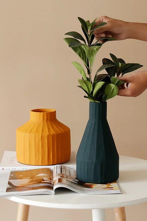 Geometry Ceramics Vase – myslady