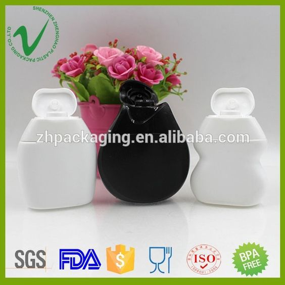 Source HDPE mini white custom 40ml mini plastic squeeze bottles with silicone valve cap on m.alibaba.com