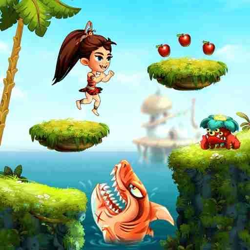 تحميل لعبة Jungle Adventures 3 مهكرة للاندرويد Jungle Adventure Amazing Adventures Super Adventure