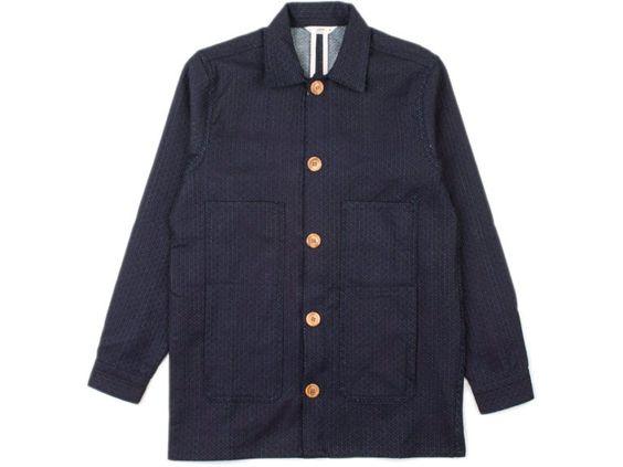 3sixteen Sashiko Work Jacket