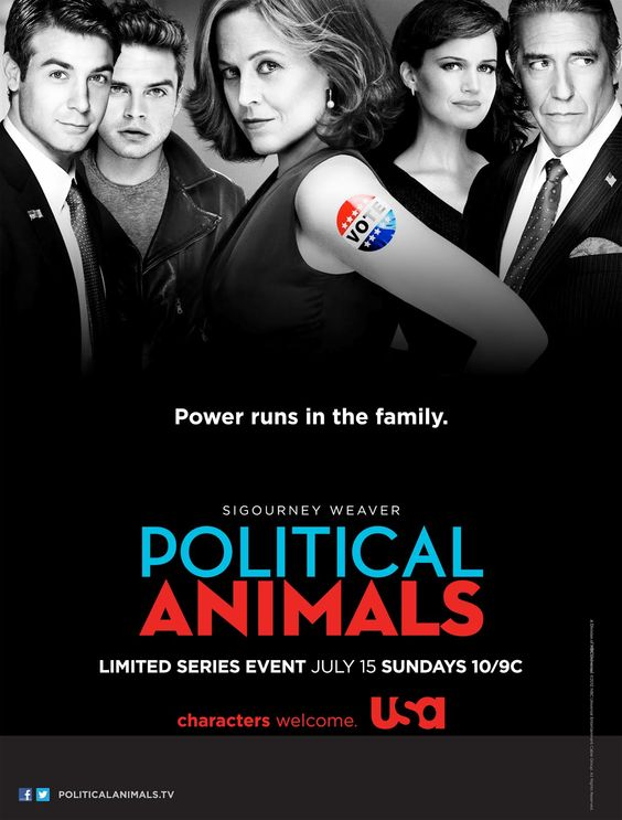 Looking forward to this show. It will be interesting to see USA take on something a little more serious, since even their most serious shows still have a good amount of light-heartedness to them.