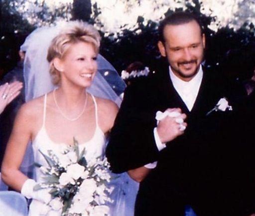 Tim Mcgraw And Faith Hill Wedding