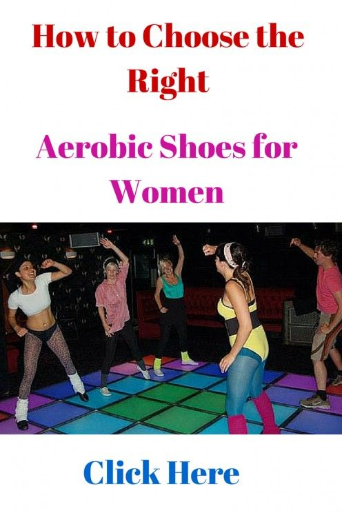 Best Aerobic Shoes for Women. It may be a little variation, but wearing the right work-out shoes while you exercise could be a huge relief. It is good, especially if you've been wearing the wrong pair in the first place. Click here --> http://jharzsoriano.hubpages.com/hub/Best-Aerobic-Shoes-Women