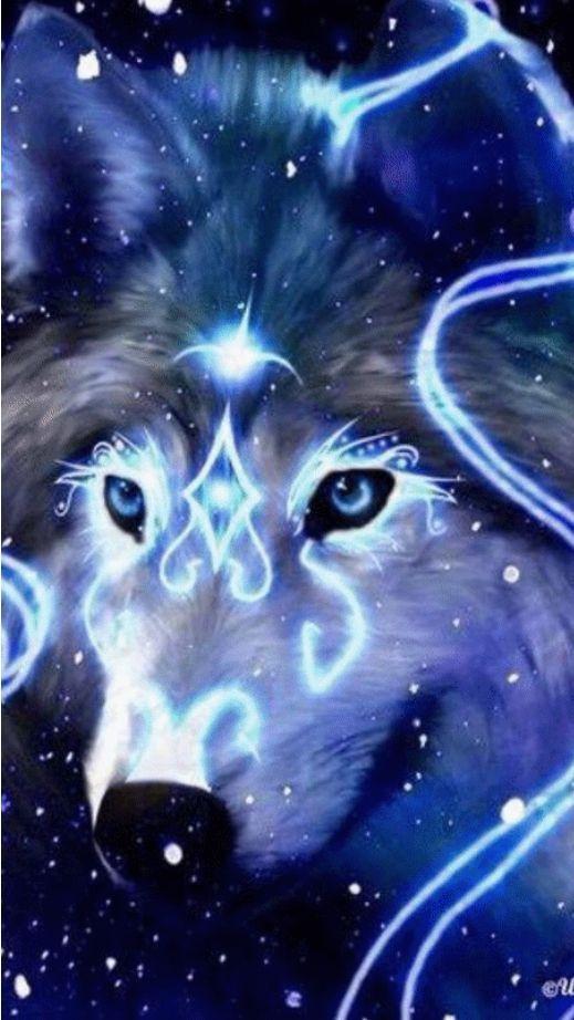 Pin On Wattpad Beautiful wallpaper galaxy wolf