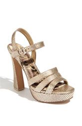 """I will always remember these as """"The heals I wore to see Beyonce"""""""