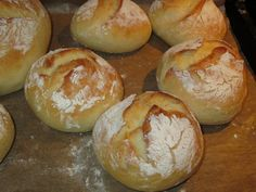 Schnelle leckere Kartoffelbrötchen/-brot « kochen & backen leicht gemacht mit Schritt für Schritt Bilder von & mit Slava
