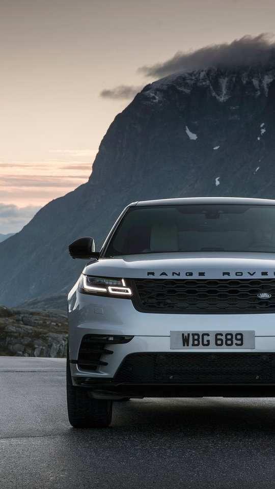 Land Rover Range Rover Velar Front Wallpaper Cars And Motor Range Rover Car Range Rover Sports Car Wallpaper