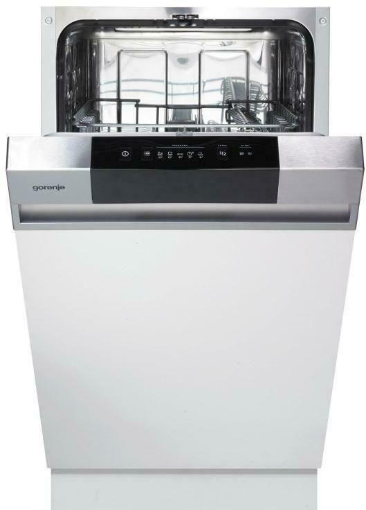 Ebay Sponsored Gorenje Gi 52010 X A Integrierbarer Einbau Geschirrspuler 45 Cm Breit 9 Massg Geschirrspuler Geschirr Und Ebay