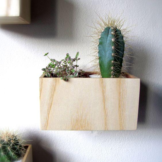 plantas invernadero dominguez jardineras de madera jardineras colgantes colgar en la pared madera ply planter bonsai planter planter plant