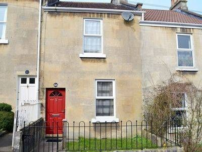 Forty Six Bath Forty Six is a cottage located in Bath, 2.1 km from Royal Crescent. The property is 2.1 km from Pulteney Bridge and free private parking is offered.  There is a dining area and a kitchen.