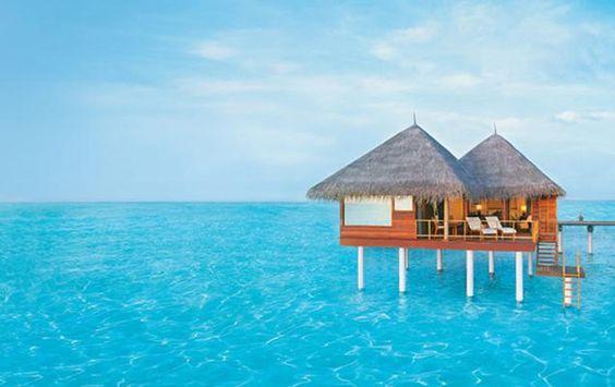 Hotel Taj Exotica Resort and Spa Maldives