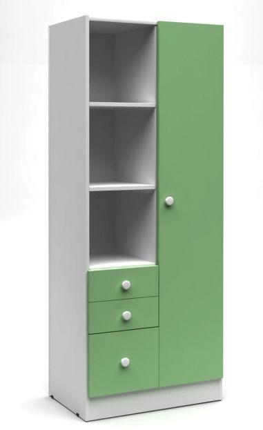 Brico diy como hacer un ropero de melamina madera y mdf for Catalogo de muebles de madera mdf