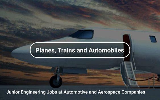 Junior Engineering Jobs At Automotive And Aerospace Companies Tapwa Automotive Job Ideas Of Automotive Job Automotivejo Engineering Job Mechanic Jobs