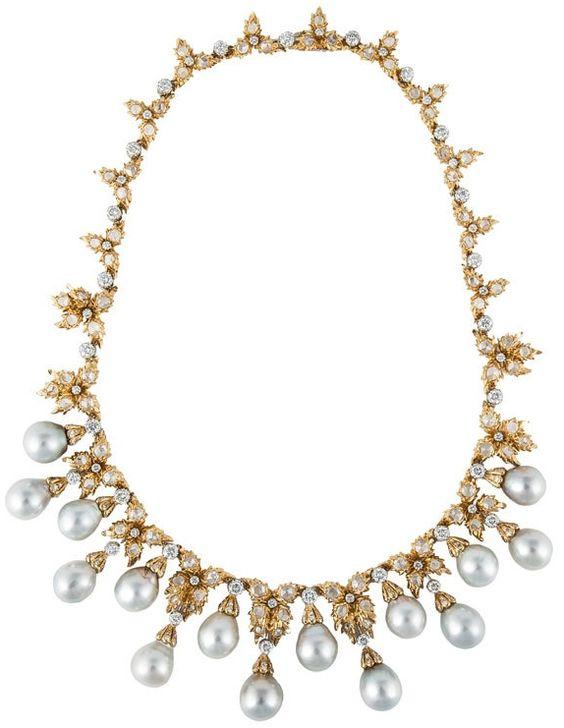 Van Cleef & Arpels - Pearl & Diamond