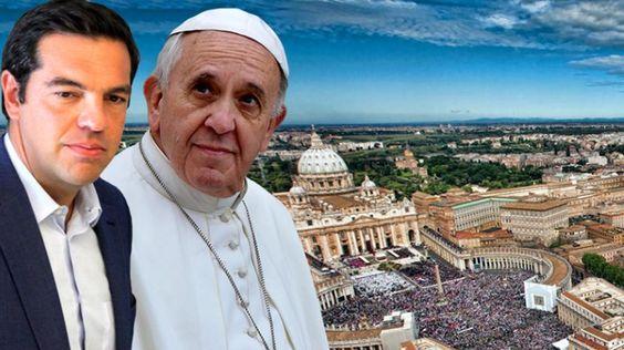 Planet Stars: Σήμερα στο Βατικανό η συνάντηση του Τσίπρα με τον ...