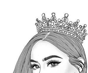 Imagen De Queen Crown And Art Queen Wallpaper Crown Queen Drawing Queens Wallpaper