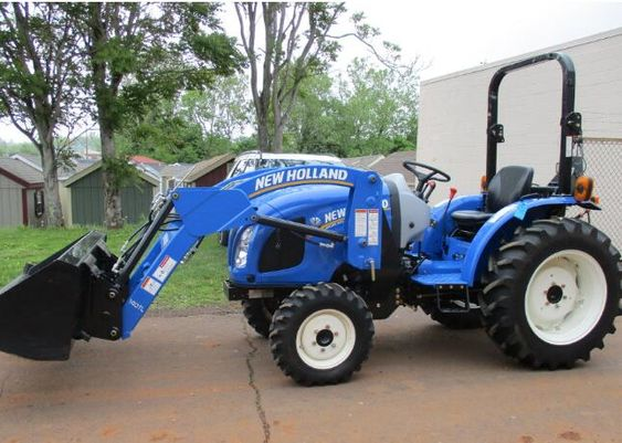 New Holland Workmaster 33 Compact Tractor W Rops Tier 4b Na Parts Catalog Manual Service Repair Manuals Pdf In 2020 Compact Tractors New Holland Tractors