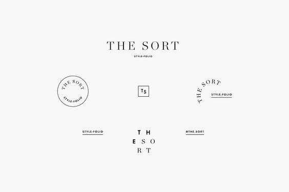 The Sort Branding & Web / Saturday Studio