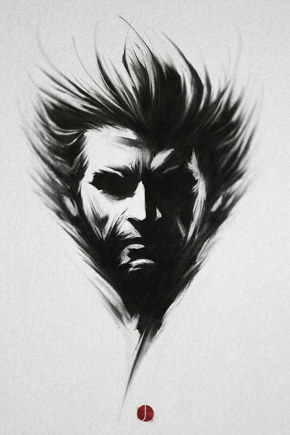 Logan - by *PhotoshopIsMyKung-Fu | #comics