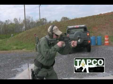 TAPCO AR15 30 Round Mag vs Hummer H2 - http://fotar15.com/tapco-ar15-30-round-mag-vs-hummer-h2/