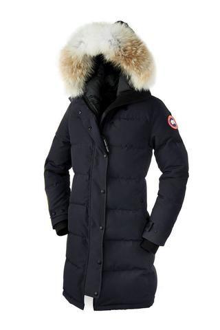CANADA GOOSE SHELBURNE NAVY PARKA | Canada Goose | Pinterest ...