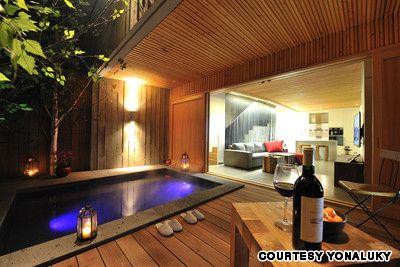 seoul and spas on pinterest. Black Bedroom Furniture Sets. Home Design Ideas