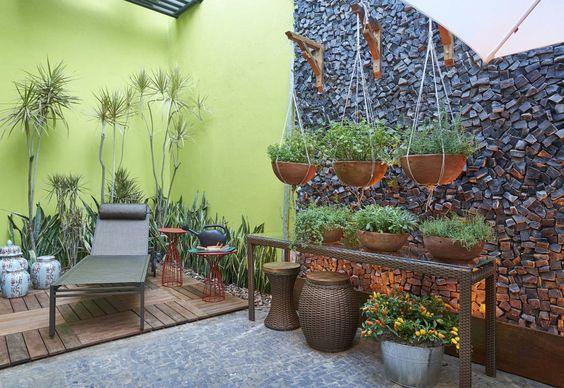 Mostra de Ambientes de Sete Lagoas - Cozinha Gourmet e Área Livre de Lazer : Jardins modernos por Lider Interiores