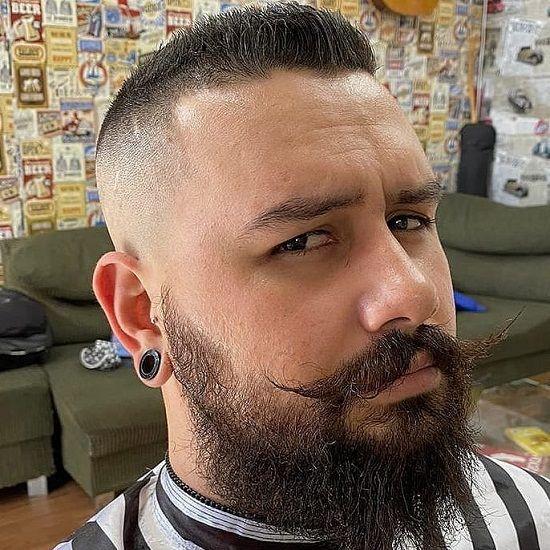15 Trending Hairstyles For Balding Men Top Front Sides Haircuts For Balding Men Balding Mens Hairstyles Hairstyles For Balding Crown