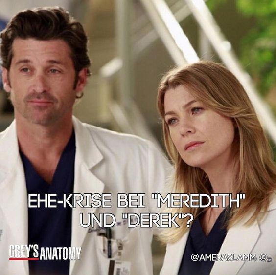 """***Achtung Spoiler Alarm!***   In Staffel 11 von """"Grey's Anatomy"""" wird es ernst. Wie ein Trailer zur Premiere der neuen Episoden zeigt, steht die Ehe von """"Meredith Grey"""" und """"Derek Shepherd"""", alias Ellen Pompeo und Patrick Dempsey, auf der Kippe. Trennt sich das Serien-Traumpaar etwa?  In der """"Grey's Anatomy"""" Staffel 11 spielen die Gefühle wie es scheint wieder einmal verrückt. """"Meredith Grey"""" und """"Derek Shepherd"""", gespielt von Ellen Pompeo (44) und Patrick Dempsey (48), streiten sich in der…"""