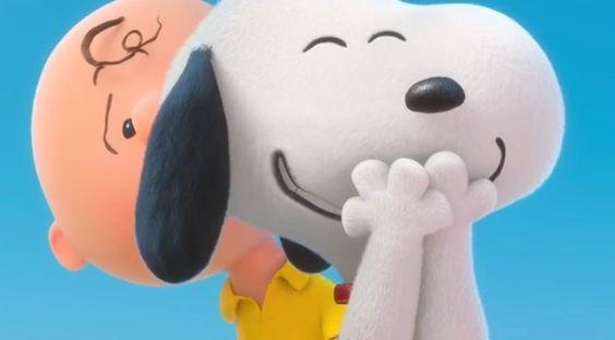 Primer trailer de la película 3D de Snoopy y Charlie Brown