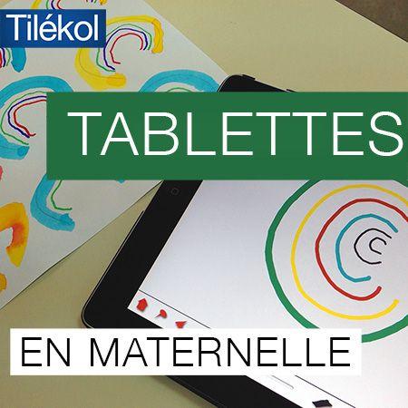 des enseignants qui mutualisent leurs découverte des activités avec tablette (fiches à télécharger)