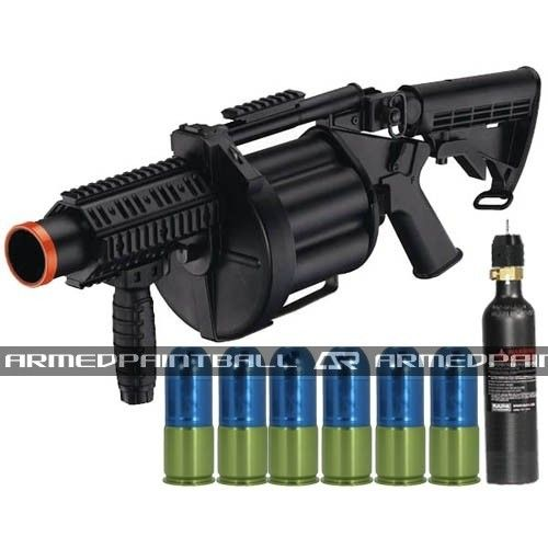 paintball grenade launcher - photo #9