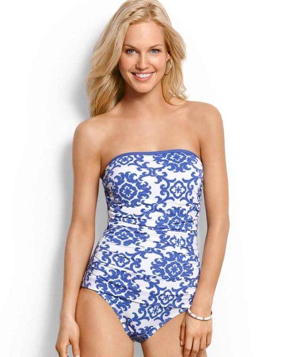 Women's One Piece Swimwear | Tommy Bahama One Piece Swimwear