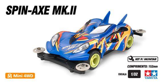 Spin-Axe Mk II
