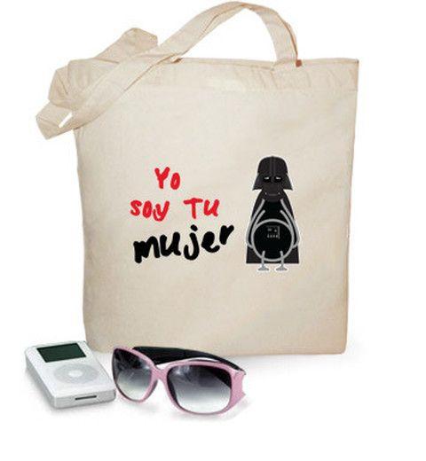 Bolsa Yo soy tu mujer