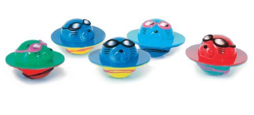 Pool Game Water Toy 55 mm Zoggs Kids Dive Balls Sinking Multicoloured