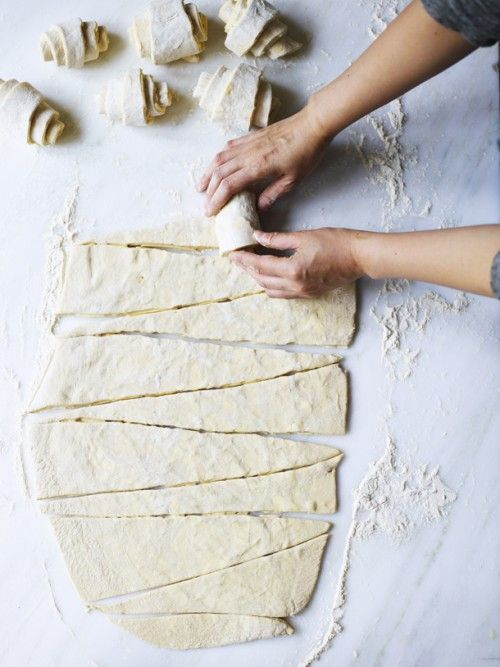 Making Croissants 3 - Tara Fisher