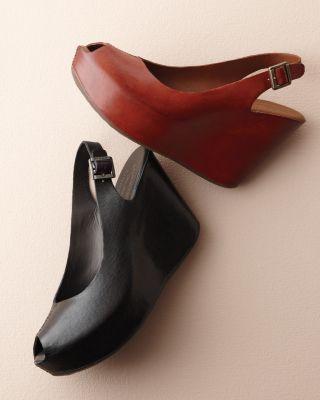 Kork-Ease Sarah Wedge Sandals