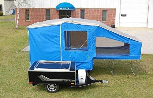 The Ultimate Guide to Motorcycle Camper Trailers in 2020